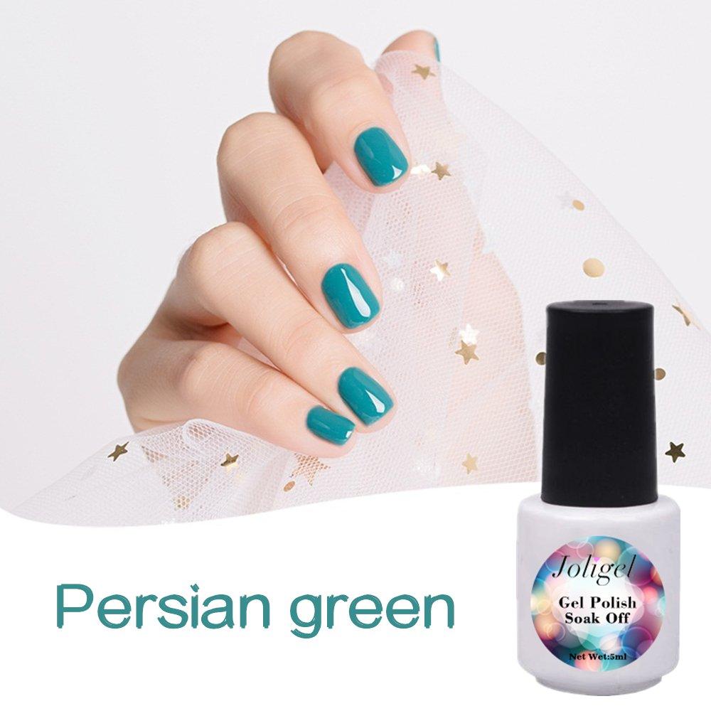 pintauñas verde