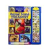 img - for Encyclopedia Britannica Kids - Animal Sound Treasury Book - PI Kids book / textbook / text book