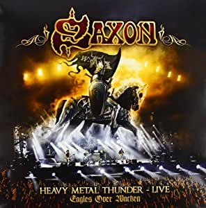 Heavy Metal Thunder-Live-Eagles Over Wacken (Vinyl)
