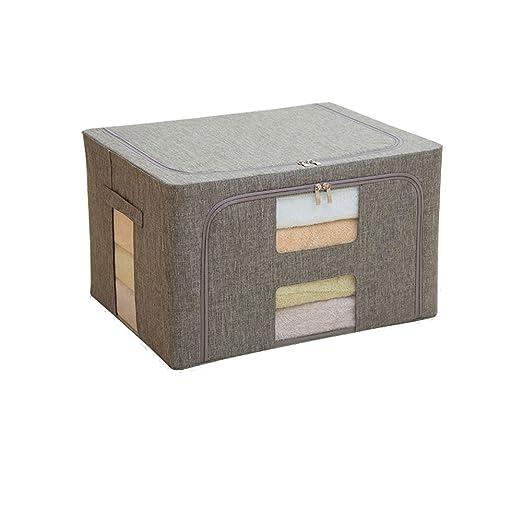 ZQ Oxford Spinning Box Armario Caja de Almacenamiento Caja de ...