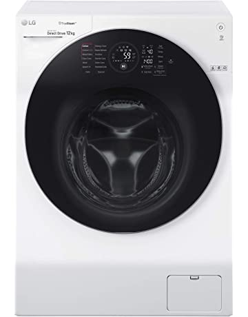 LG FH4G1BCS2 Direct Drive Freestanding Washing Machine 12kg 1400rpm White [Energy Class A+++]
