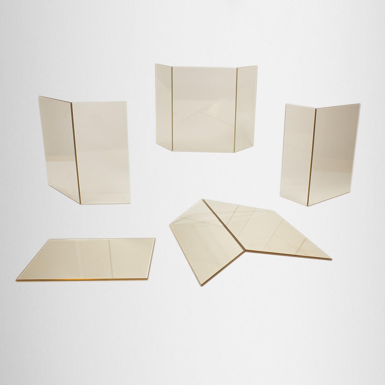 Kaminglas Ofenglas hitzebest/ändiges Glas bis 800/° Ofen Kamin Kaminscheibe Grundpreis 342,00/€//m/² Sondergr/ö/ßen auf Anfrage 310 x 270 x 4 mm Auswahl verschiedener Gr/ö/ßen