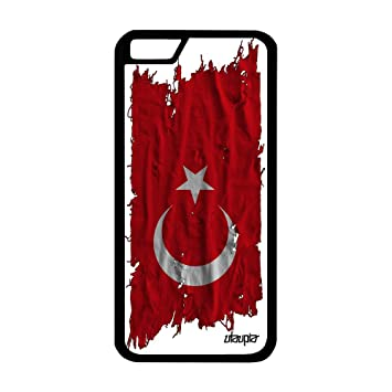 coque iphone 6 drapeau turc