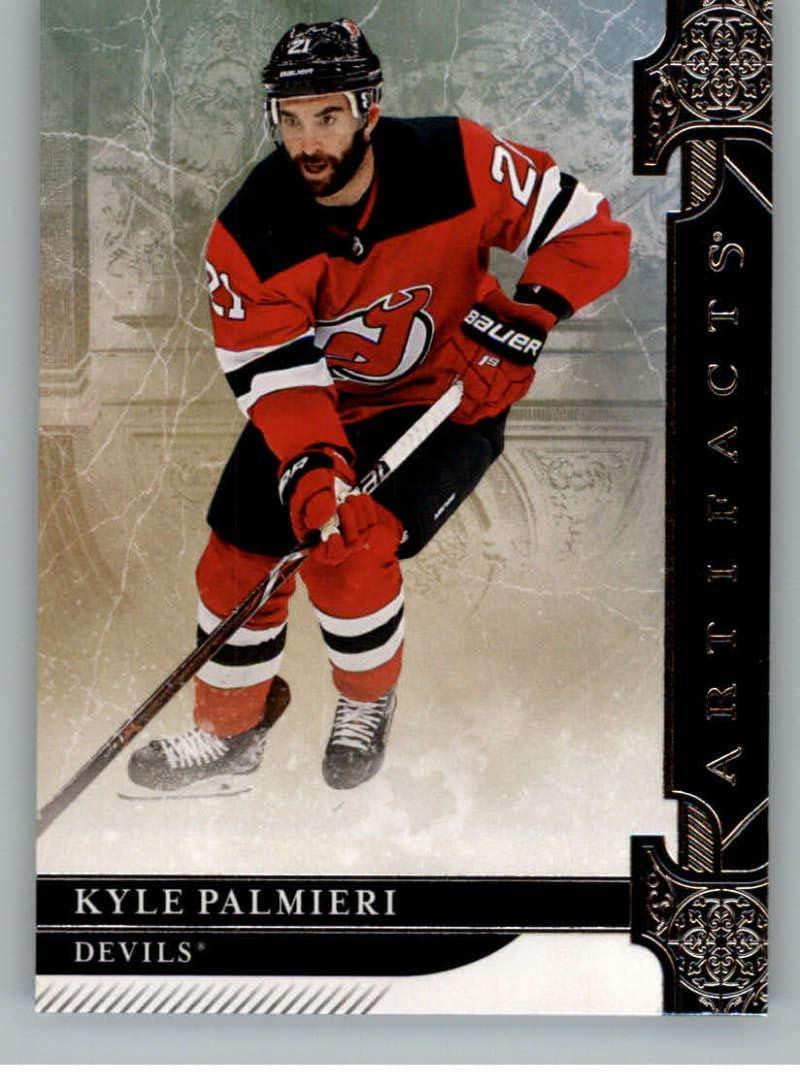 2019-20 Upper Deck Artifacts Hockey #24 Kyle Palmieri NJ Devils