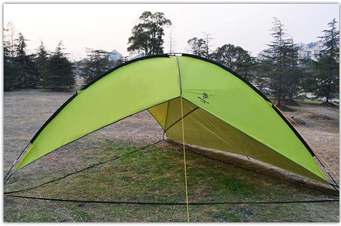 HKJCC toldo Triangular para Actividades al Aire Libre, Tienda de campaña, pérgola Familiar para Playa: Amazon.es: Hogar