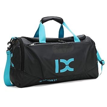 Weekender Reisetasche Damen Für Reise Gym Mit Wasserdicht Baigio Sport Handgepäck Sporttasche Fitness Tasche Herren Schuhfach D2IH9E