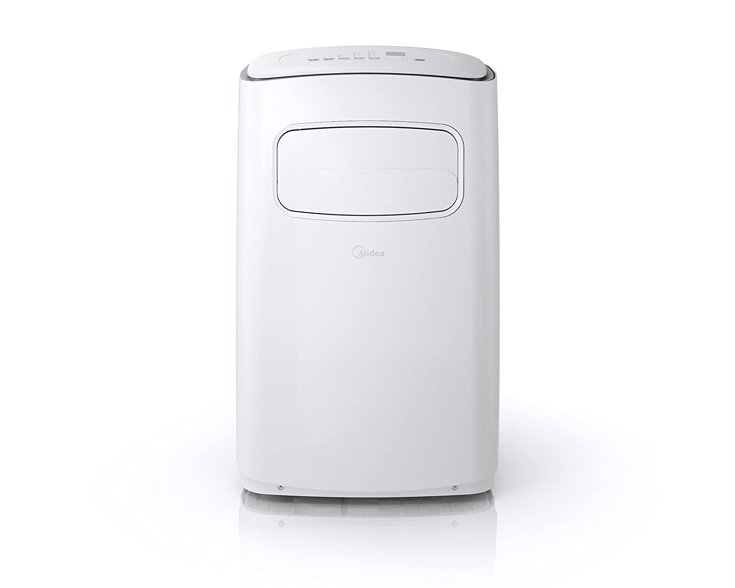 MIDEA Easy Cool 10,000 BTU Portable Air Conditioner with Follow Me Remote Control