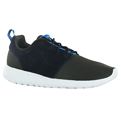 yjlfja Nike Roshe Run Grey Black Mens Trainers Size 10 UK: Amazon.co.uk