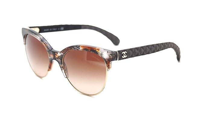 Chanel - Gafas de sol - para hombre Marrón marrón: Amazon.es ...