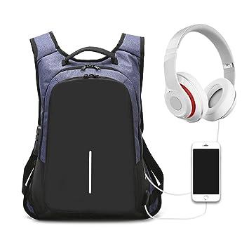 aimdonr Viaje Laptop Mochila, gran capacidad, de 15.6 pulgadas setzen, diseño ergonómico ,