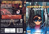 Osamu Tezuka's Metropolis (2001) 104 Min - Animation | Adventure | Drama Region 2 PAL TWO Discs DVD Languages English Russian Japanese Subtitles Arabic Bulgarian Czech Danish English Finish Greek Hebrew Hindi Hungarian Norwegian Polish Russian Swedish Turkish