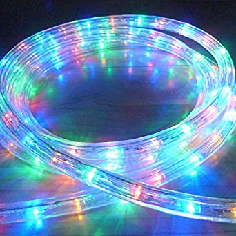 Multicolour rgb 50 metre led rope light high quality outdoor multicolour rgb 50 metre led rope light high quality outdoor led rope lights which aloadofball Images
