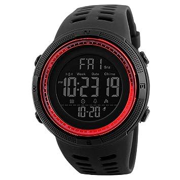 TrifyCore Reloj Digital Deportivo para Hombre de Moda Resistente ...