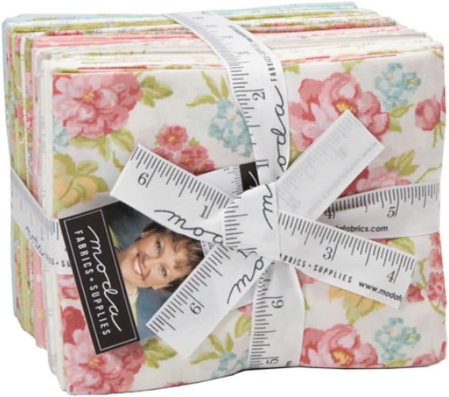 Bramble Cottage 28 Fat Quarter Bundle by Brenda Riddle//Acorn Quilts for Moda Fabrics