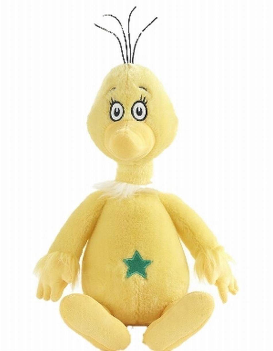 Amazon Com Kohls Cares Yellow Sneetch Stuffed Animal Plush Pal