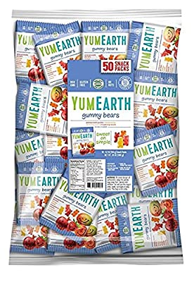 YumEarth Organic gummy Bears