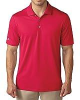 Adidas Golf Men's Performance Polo Shirt - US L - Unity Pink