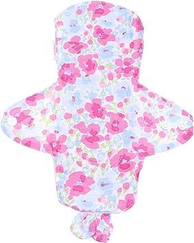 SUPVOX Toallas Sanitarias Reutilizables Tela de Algodón Lavable Almohadillas Menstruales Toallas Sanitarias para Mujeres Niña Estilo Aleatorio: Amazon.es: Salud y cuidado personal