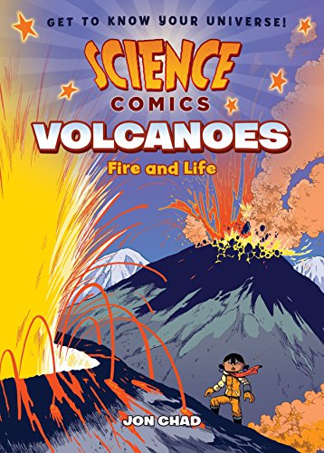 Science Comics: Volcanoes: Fire and (Comic Life)