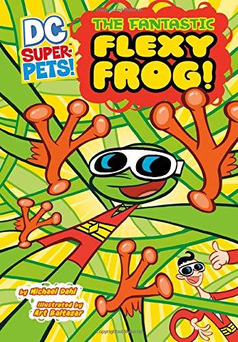 Frog (DC Super-Pets) ()