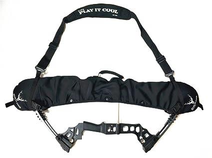 Arquero Bow Cams Sling Carrier Negro Quick-Fit Arquero