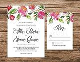 Magnolia Wedding Invitation, Carolina Wedding Invitation, South Carolina Wedding, Magnolia Flowers
