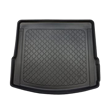 Mossa Car trunk mat boot liner Fits perfectly Odourless 5902538556354
