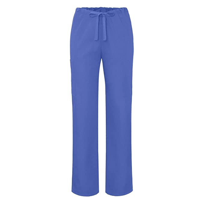 Pantalones Médicos Talla Grande - Pantalones de Uniforme Médico Para Hombres - 504t_M Color CBL |