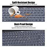 Keyboard Silicone Protector Cover Skin for Acer