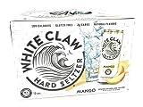 White Claw Seltzer Works, Seltzer Hard Mango, 12pk, 12 Fl Oz Cans, 5% ABV