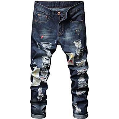 Lutratocro Boys Straight Denim Cotton Baby Jeans Pant