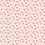 MyTinyWorld Dolls House Miniature Pink Blossom Wallpaper
