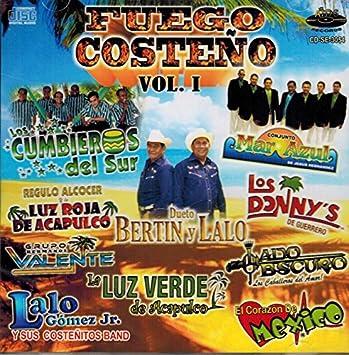 Amazon.com: Fuego Costeno (Vol. 1) Cdse-3054: Music
