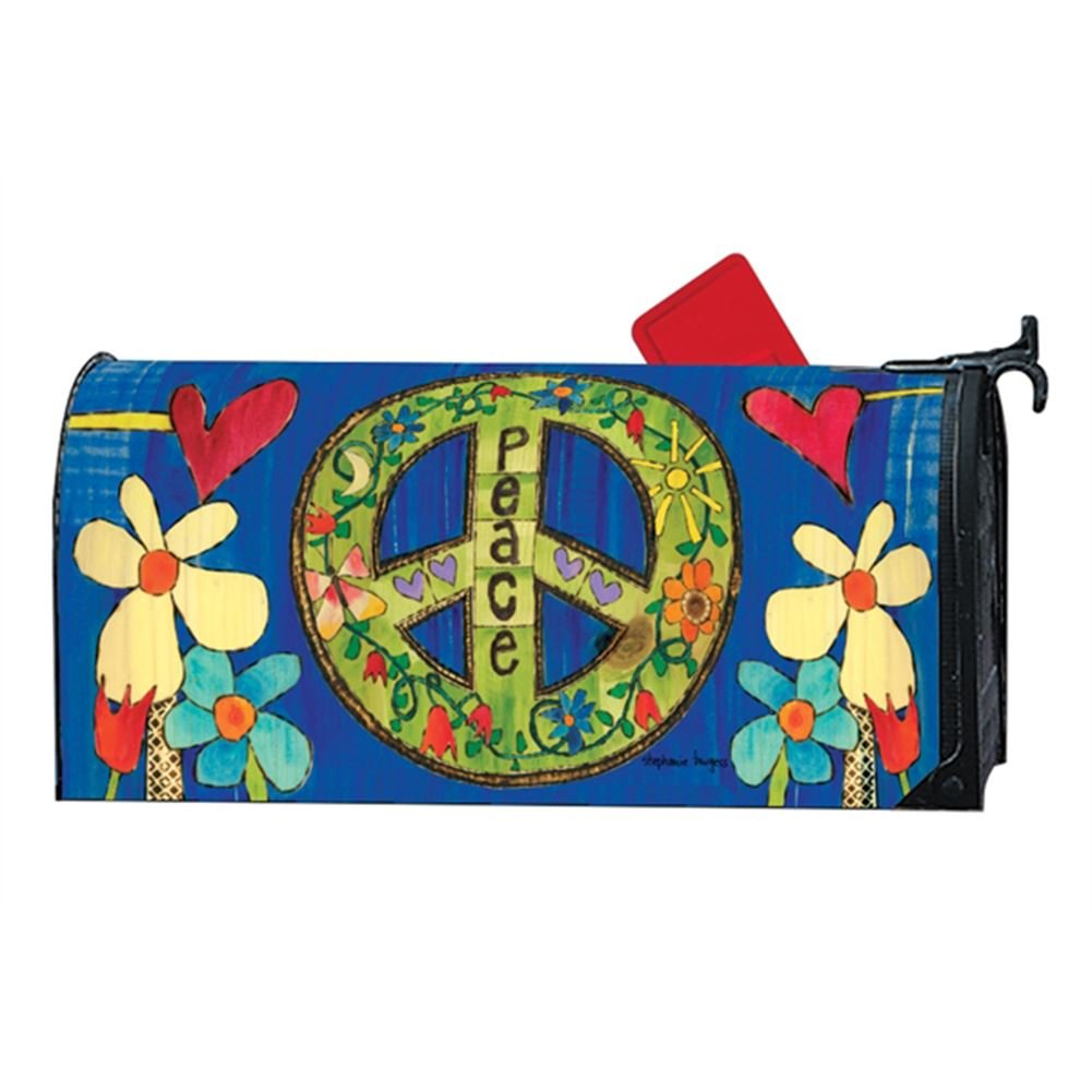 Magnet Works MailWrap - Peace Everywhere