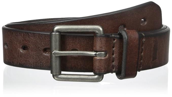 Levi s Men s 1 1 2 in. Oblong Perforated Belt at Amazon Men s ... 217fdabbb66