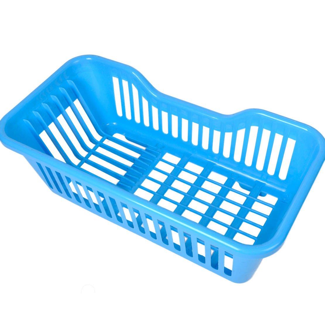 Amazon.com: MAZIMARK-Kitchen Sink Dish Plate Drainer Drying Rack ...