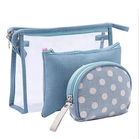 Amazon.com: Bigsweety - Bolsas de viaje para cosméticos ...