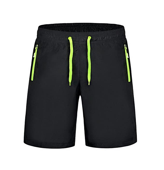 c437e10105472 Bigood Women Men Outdoors Quick-Dry Sport Beach Gym Shorts Half Pants   Amazon.co.uk  Clothing