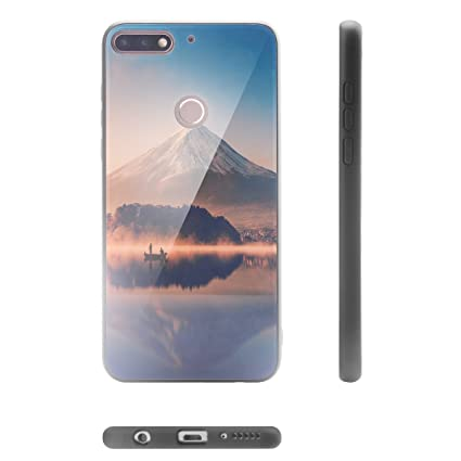 65440fca767 Litorange Full Protection Air Cushion Soft TPU Case Tempered Glass Back  Cover Protector For Huawei Honor