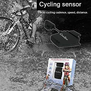 Onlyesh Bike Speed Cadence Sensor : Great for my turbo