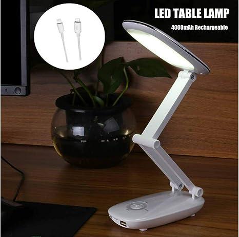 Lámparas de escritorio multifuncional ajustables portátiles ...