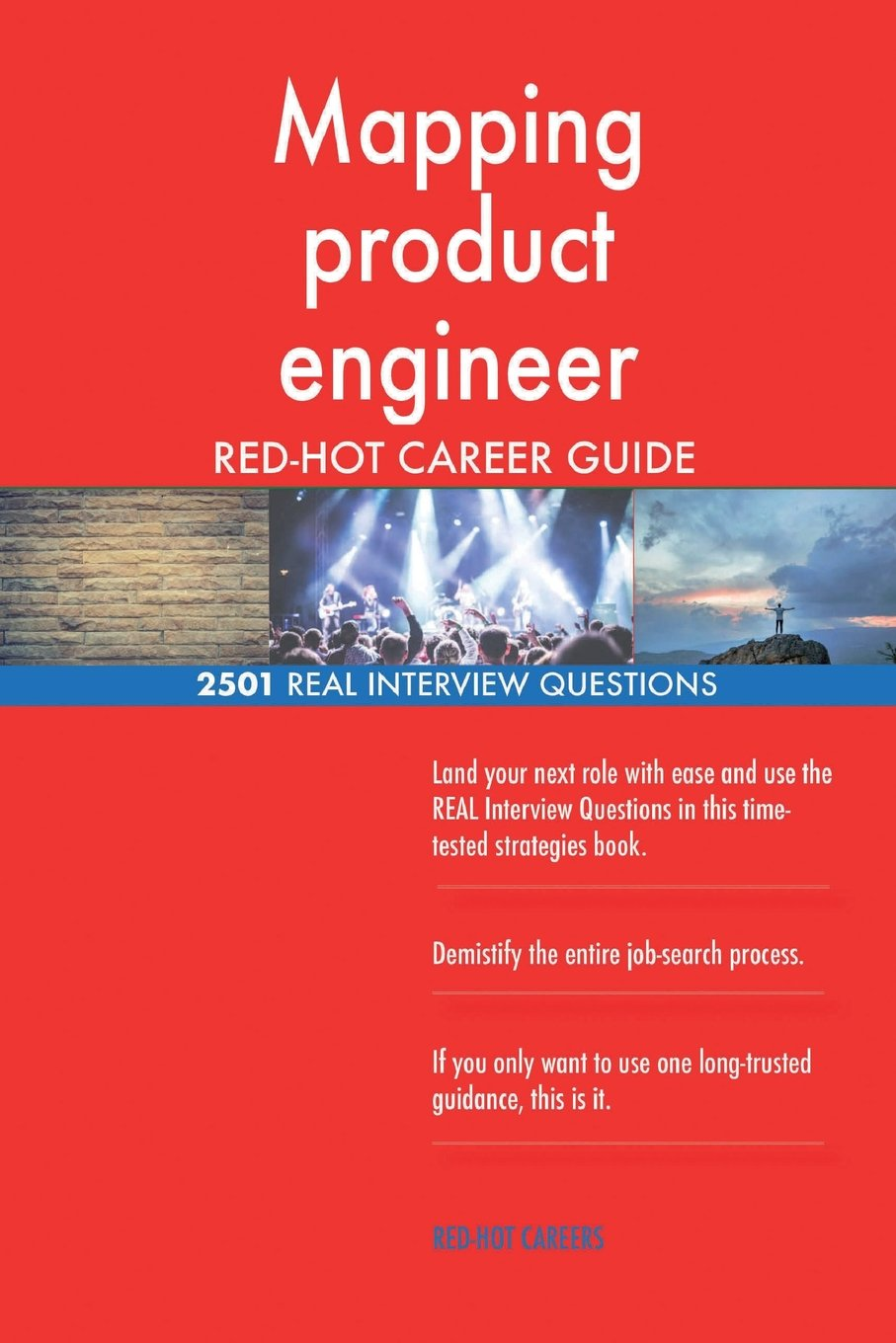Mapping product engineer RED-HOT Career Guide; 2501 REAL Interview Questions ebook