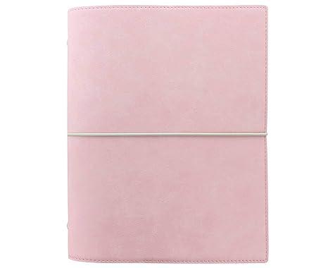 Filofax A5 Domino Soft Organizer(Pale Pink)