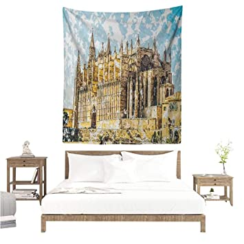 Amazon.com: WilliamsDecor Smooth and Smooth Tapestry Gothic ...