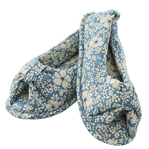 US 5 Cozy to Colors Up Assorted Shoes Size Floral Room Slippers HAON 7 FqTO4OR