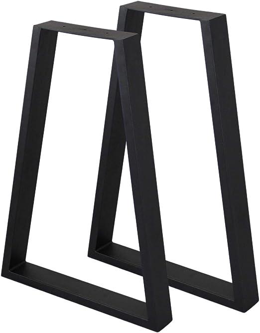 SKISKI LEGS - Patas de Mesa Trapezoidales Set de 2 Patas Muebles ...
