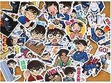 40pcs Creative Cute Self-Made Detective Conan