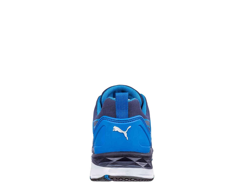 PUMA Calzado de seguridad VELOCITY 2.0 BLUE LOW tama/ño 42 microfibra azul