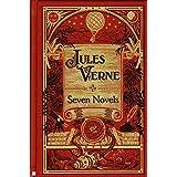 Jules Verne: Seven Novels (Leatherbound Classics) (Leatherbound Classic Collection) (6/19/11)