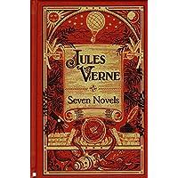 Jules Verne (Barnes & Noble Collectible Classics: Omnibus Edition): Seven Novels